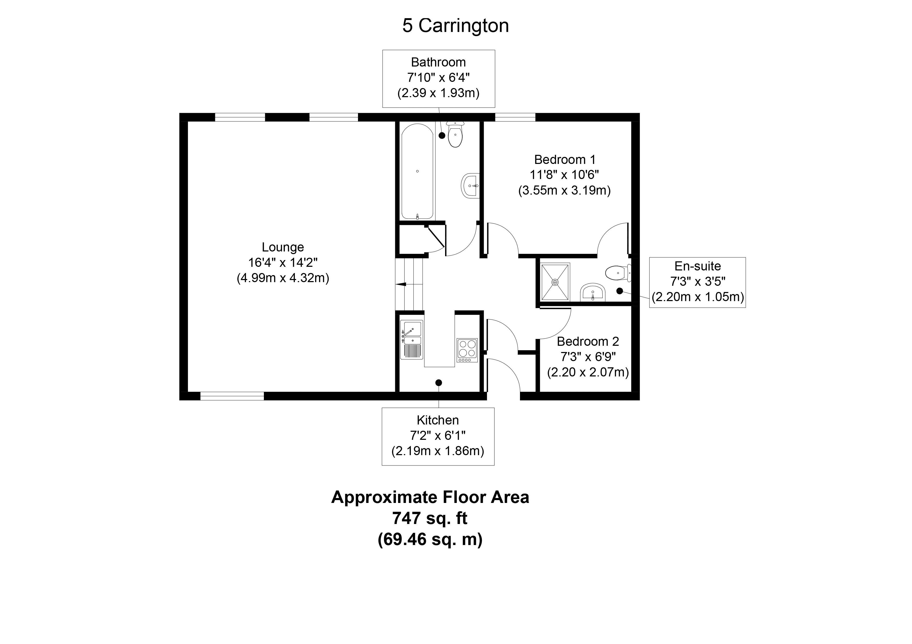 Carrington Court Floorplan