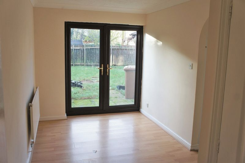 Dining Room to Patio Doors