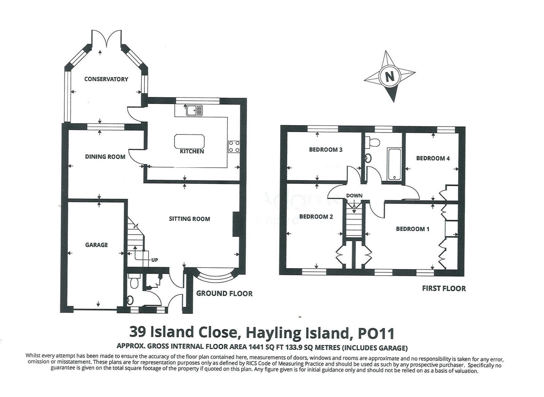 Island Close