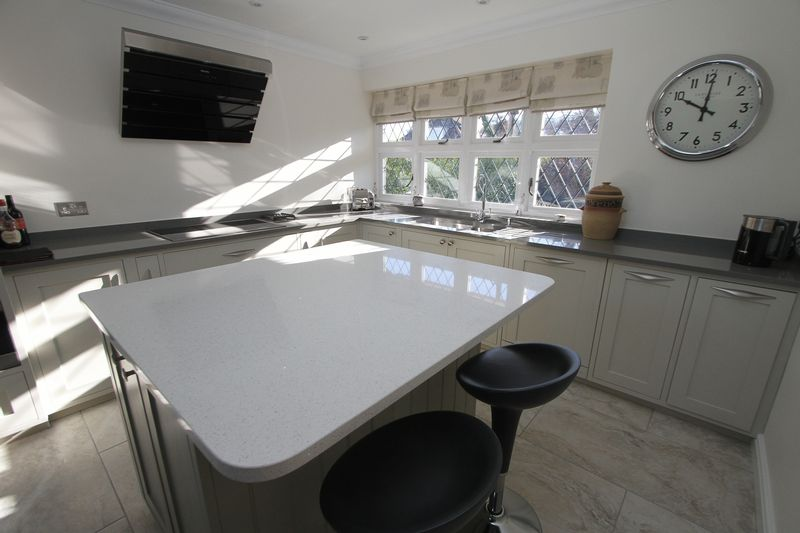 Beautiful Quartz work tops