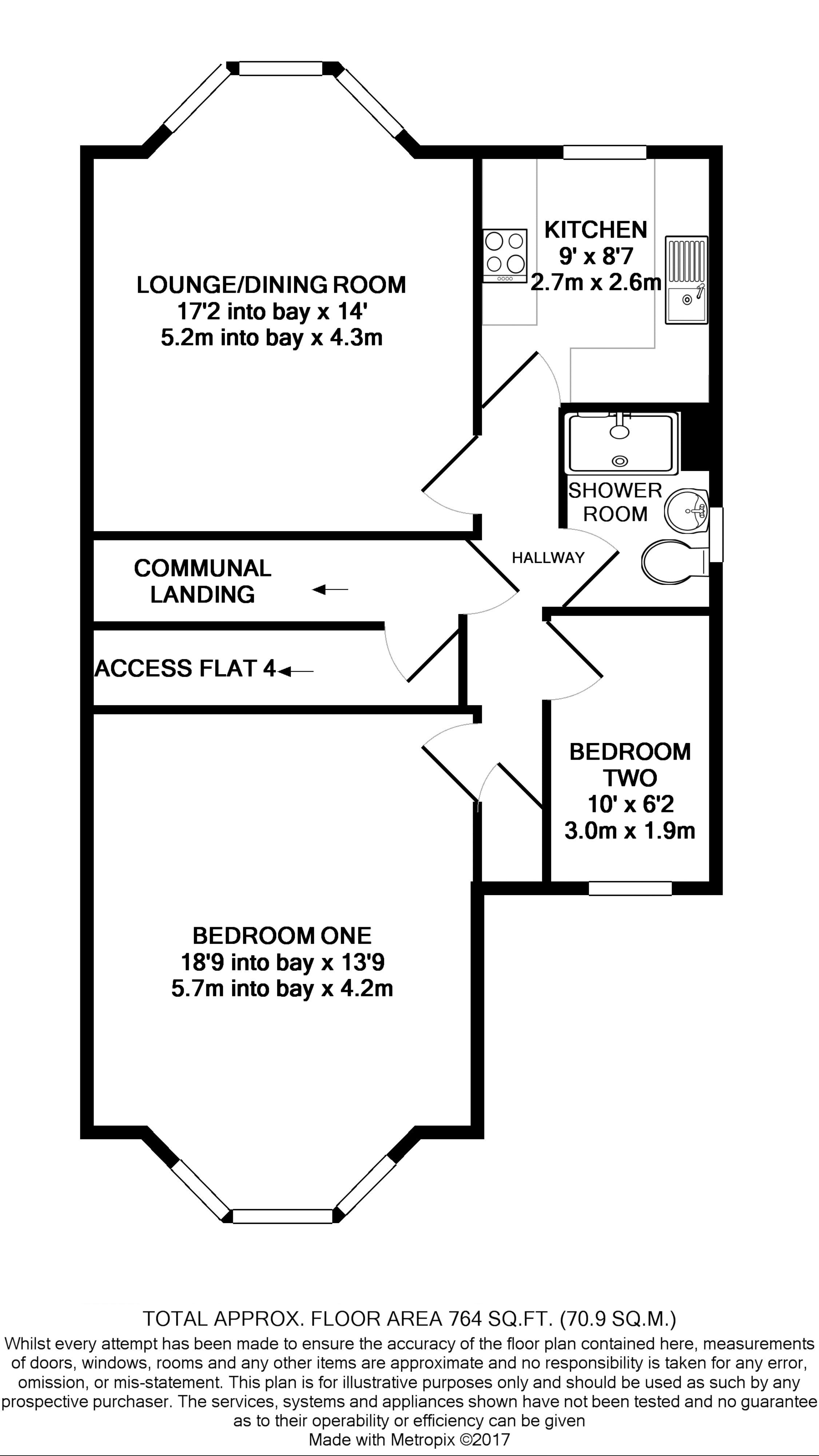 Marine parade clevedon mark templer residential for Floor plans 80 marine parade