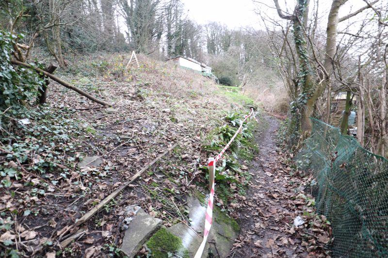 Hillfields Steps Off Rood Hill