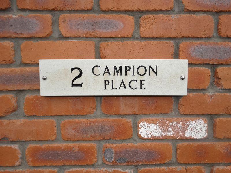 Campion Place Astbury