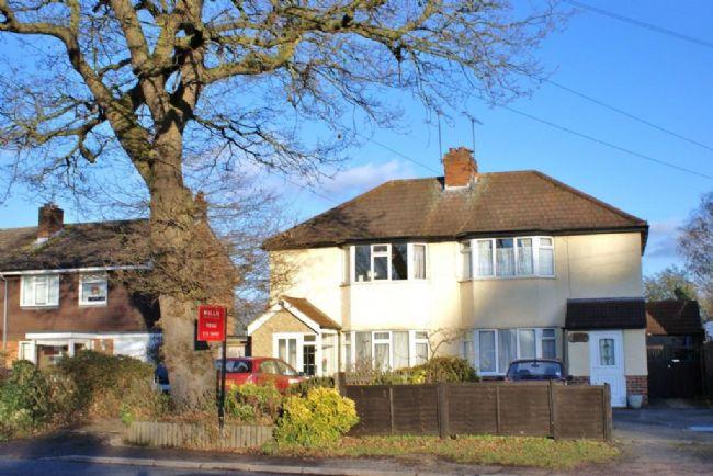 Shurlock Road Waltham St Lawrence