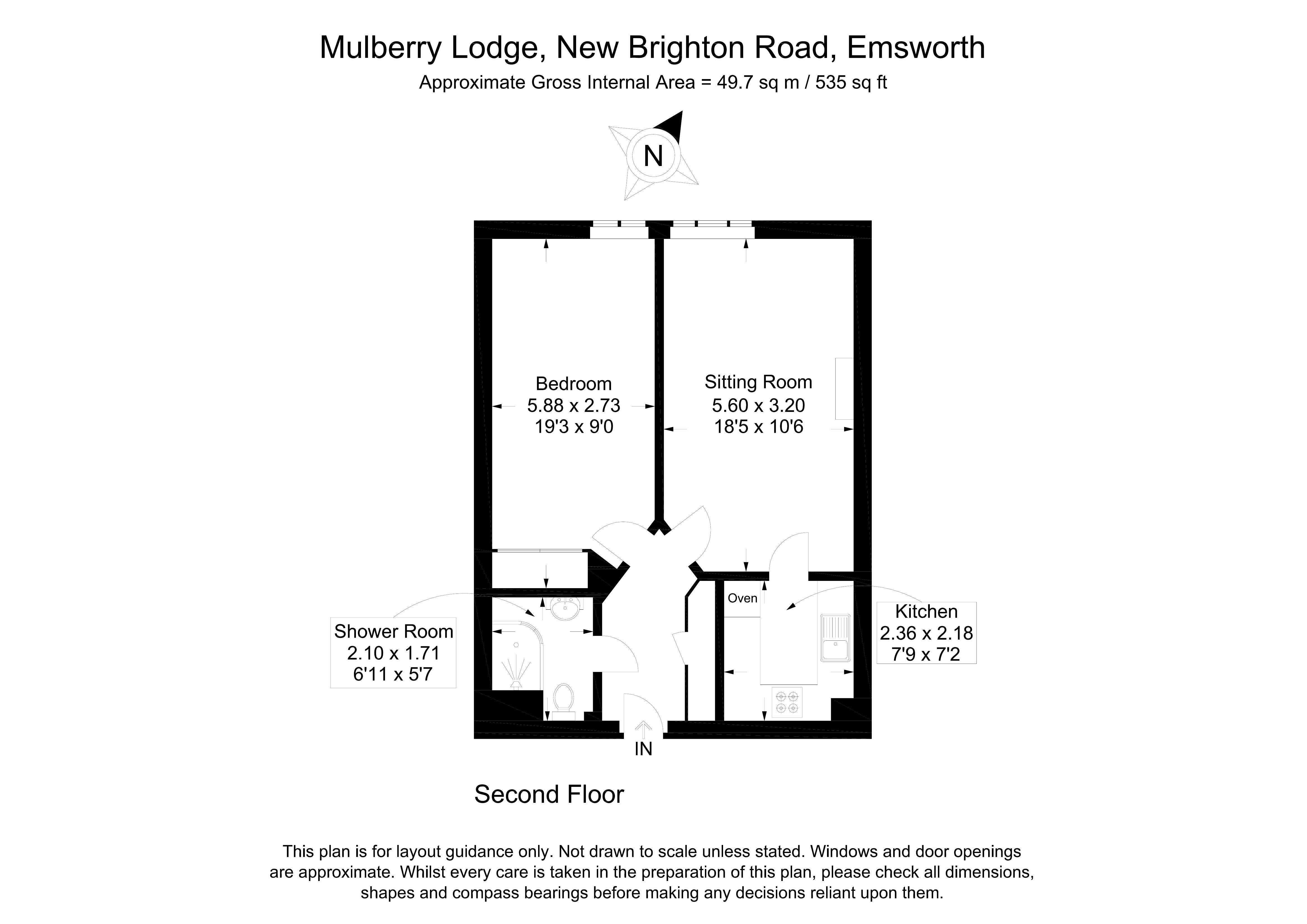 New Brighton Road