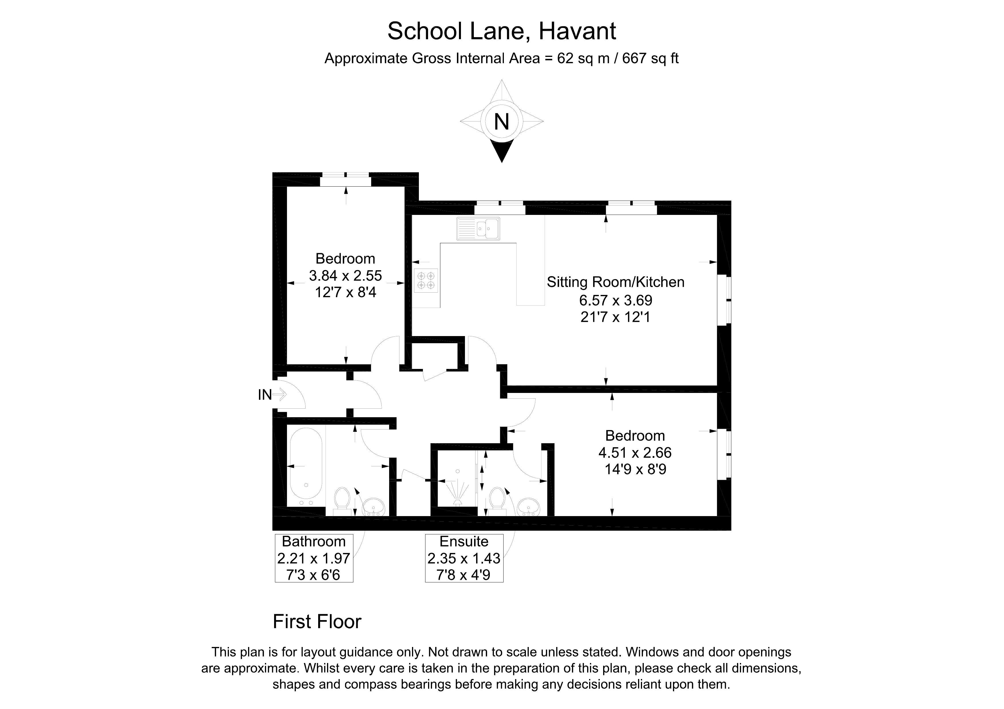 25 School Lane