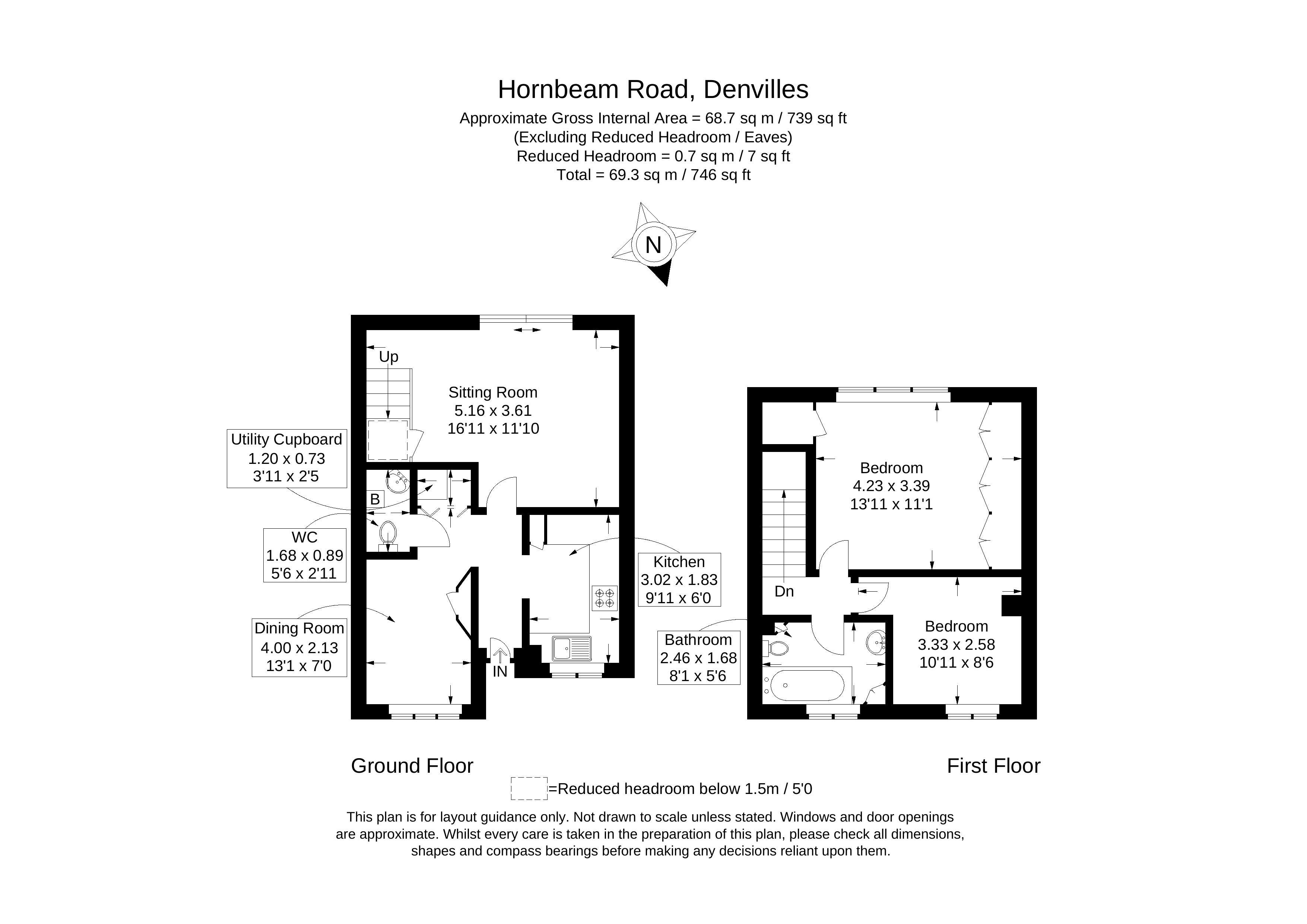 Hornbeam Road Denvilles