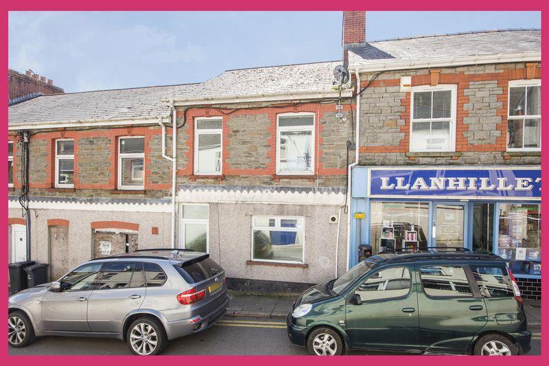 Commercial Road Llanhilleth
