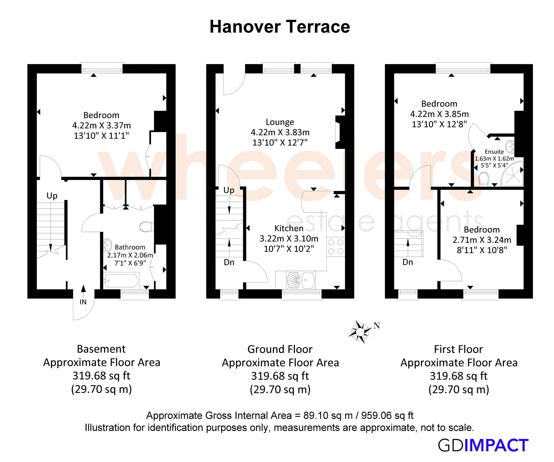 Hanover Terrace Hanover