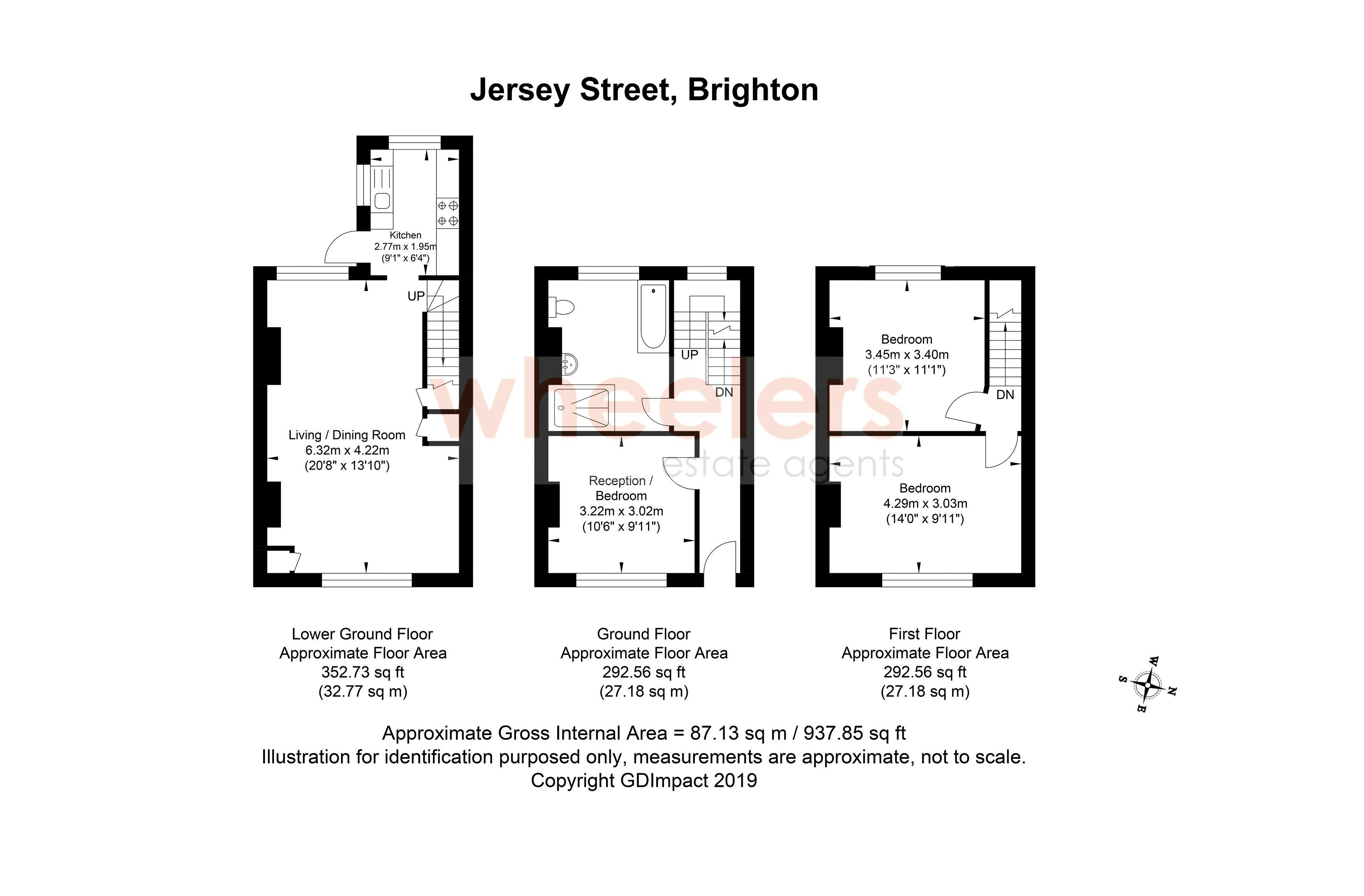 Jersey Street Hanover