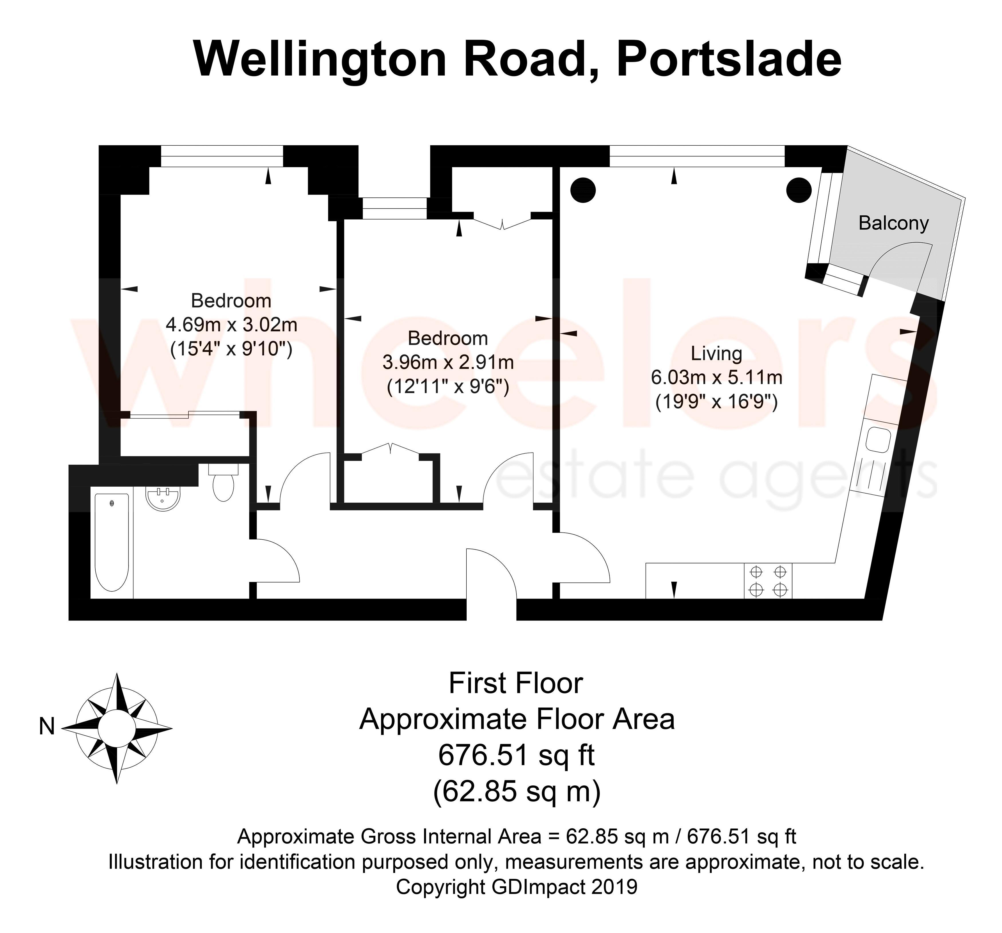 Wellington Road Portslade