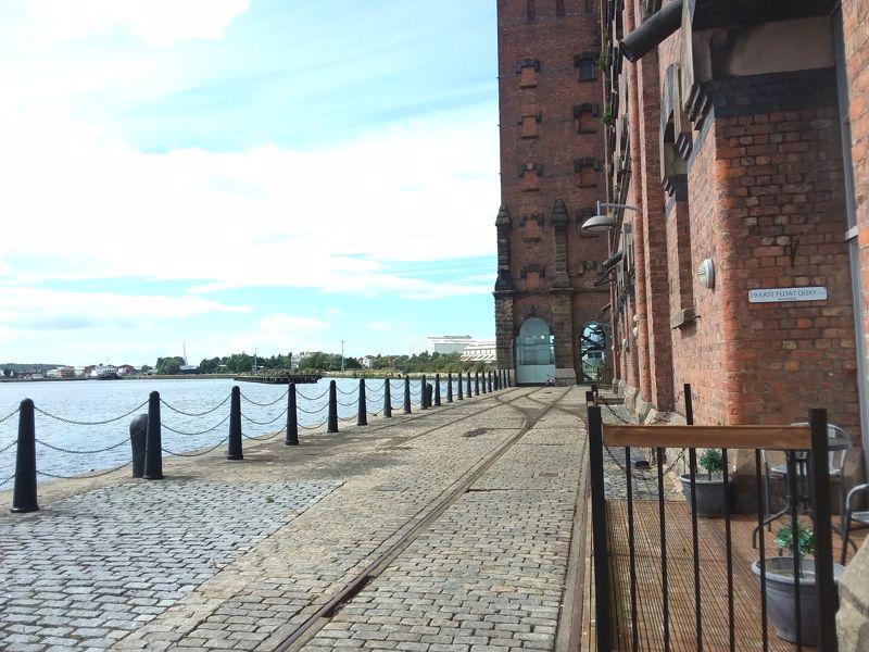 East Float Quay