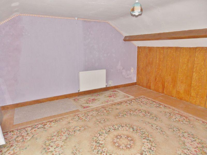 Bedroom 3/ loft Room