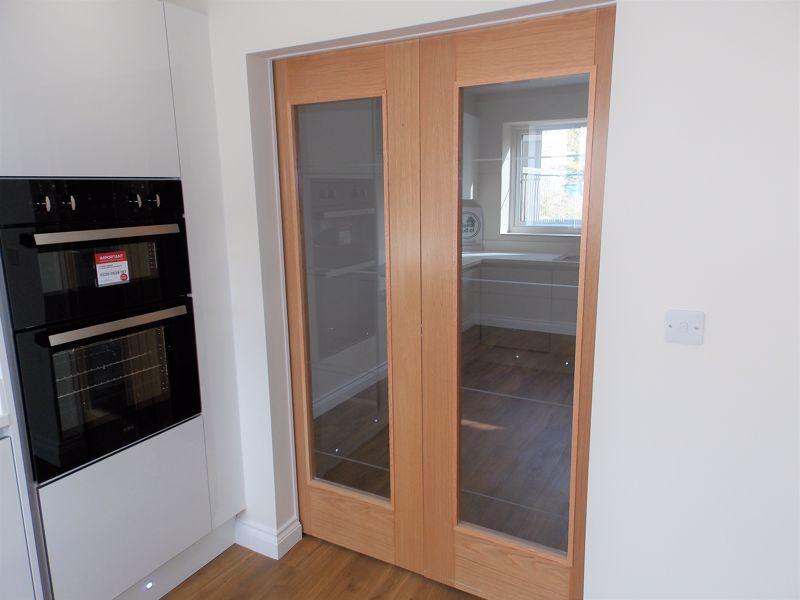 Concealed Sliding Doors