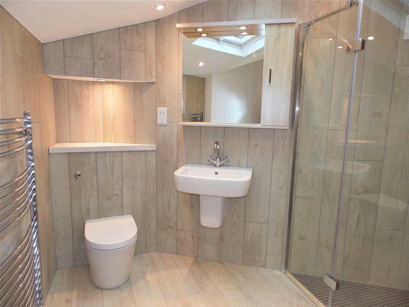 Contemporary Shower/Wet Room
