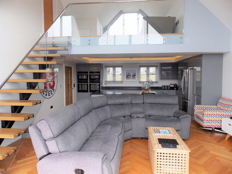 Lounge/Kitchen & Mezzanine