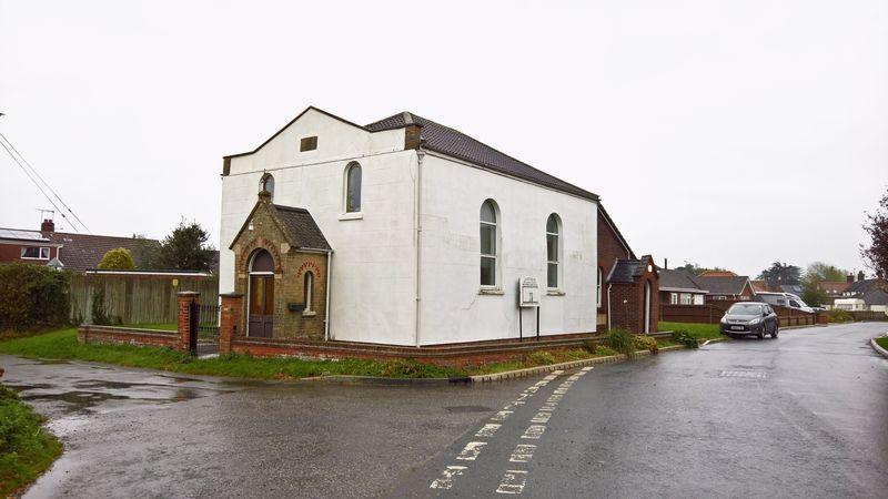 Church Road Catfield