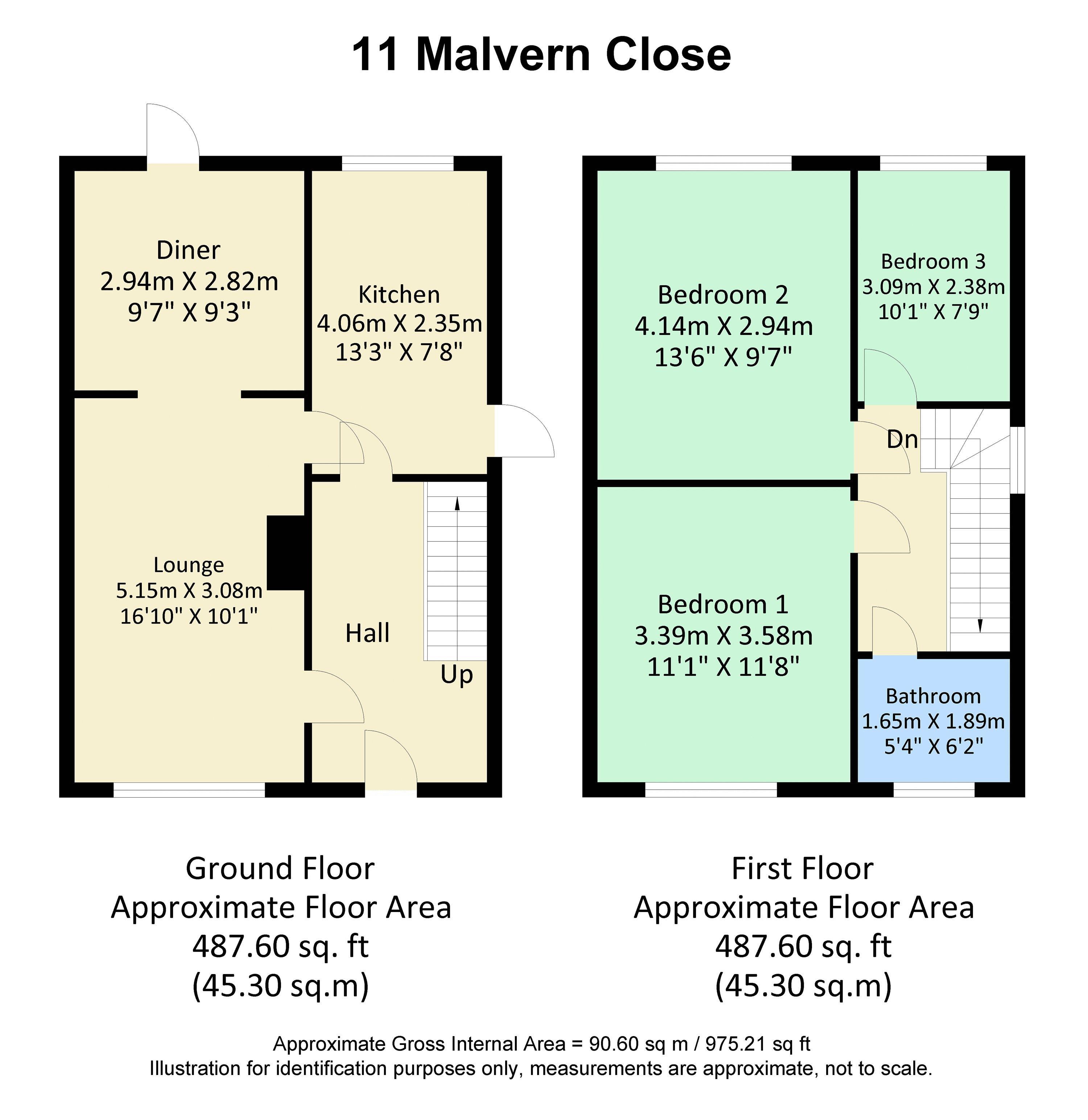11 Malvern Close