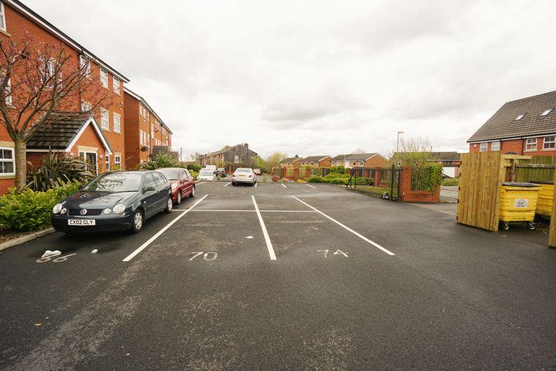 Milner Street Radcliffe