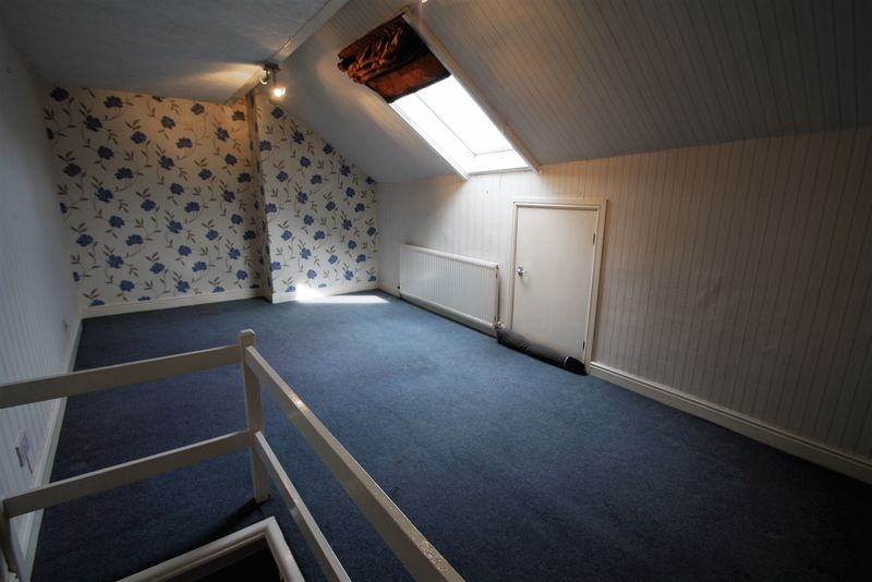 Attic Bedroom Two