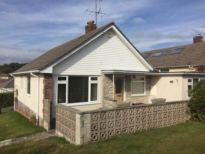 Property for sale in Springfield Crescent, Weymouth