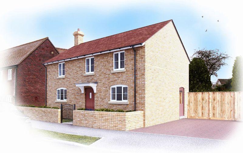 Property for sale in Breach Field Wool, Wareham