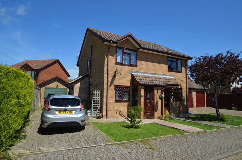 Property for sale in Buddleia Close, Weymouth