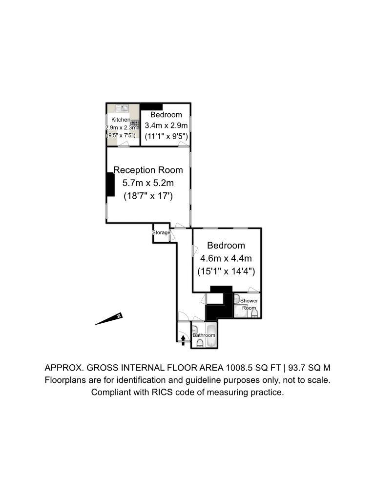 The Manor House Floorplan