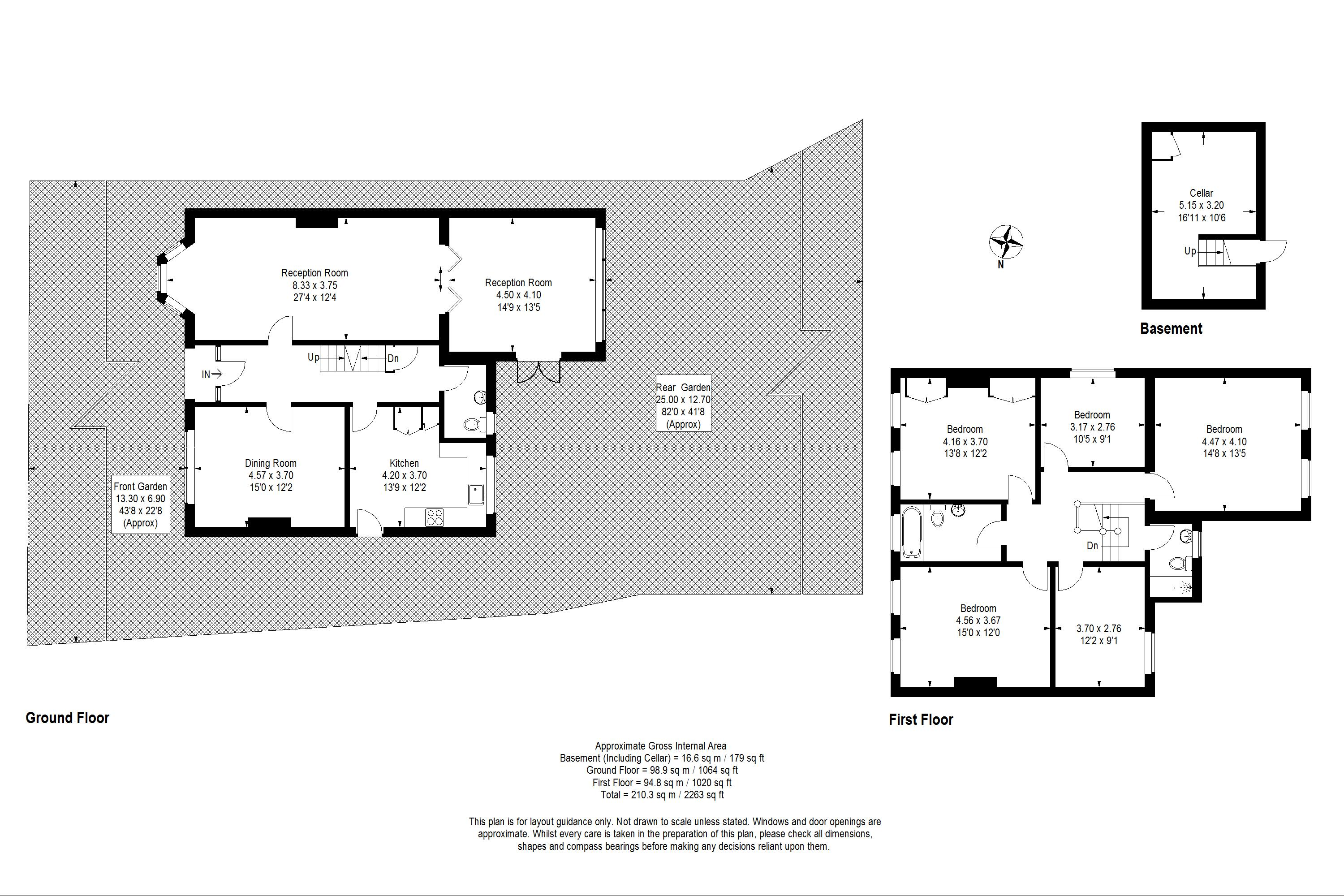 Knoll Road Floorplan