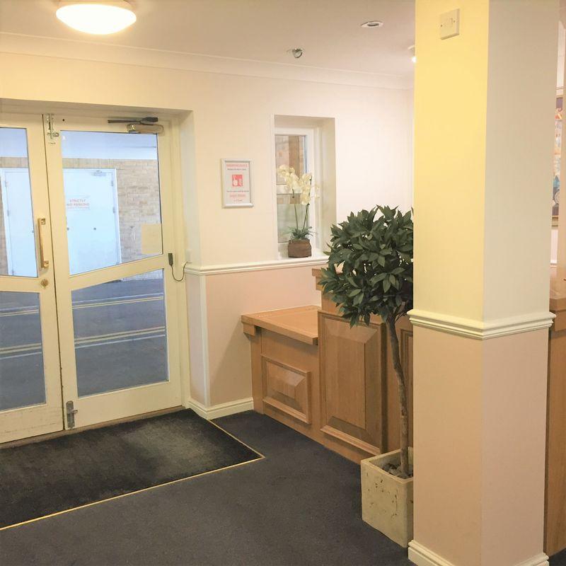 Main building Reception Area