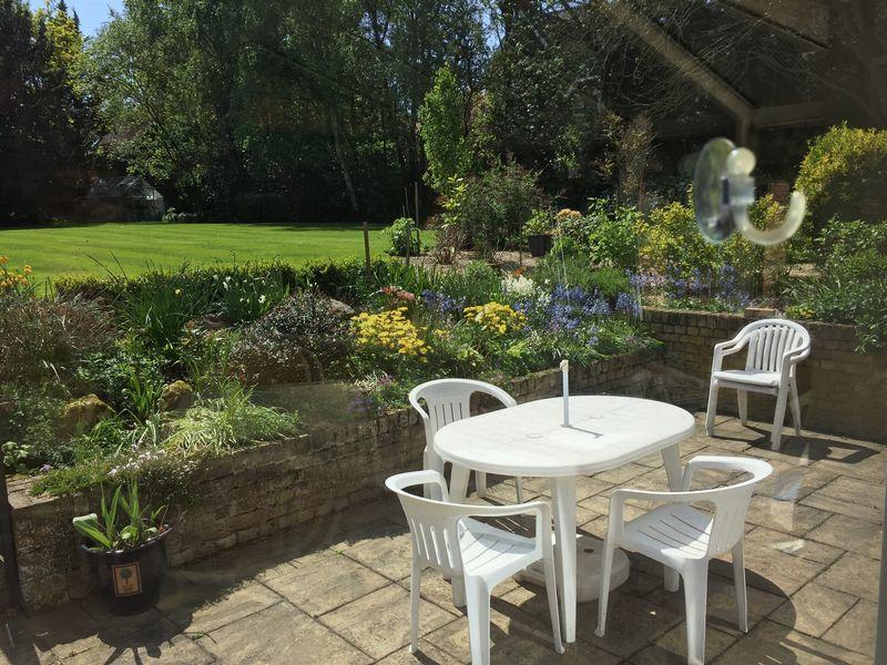 Gardens Seating Area
