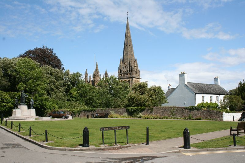 Imperial Buildings Row Llandaff