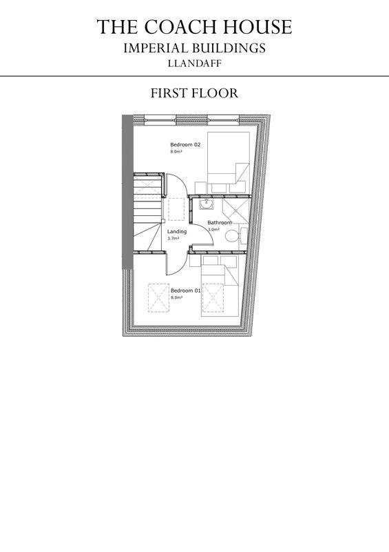 Imperial Buildings Row Llandaff