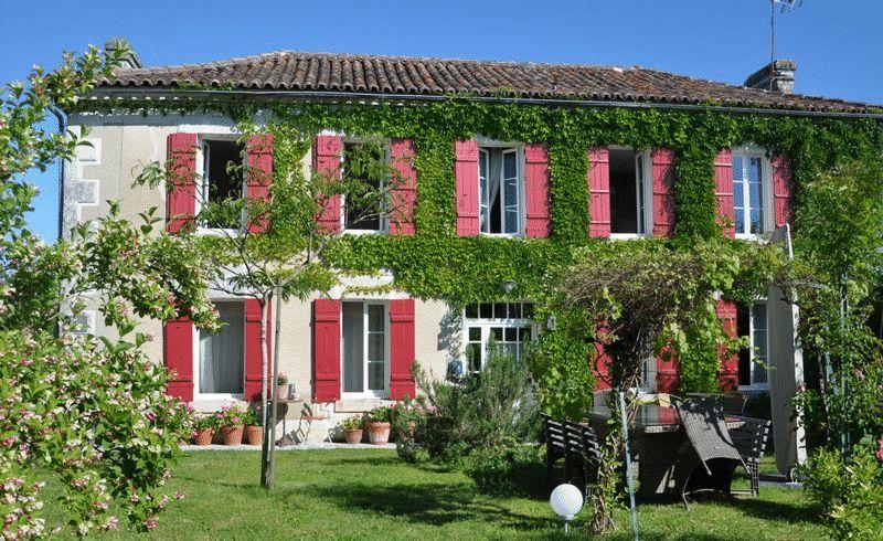 Near Chalais, Charente