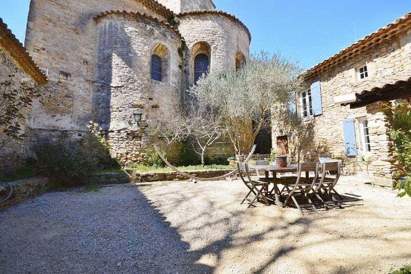 Near Pont St Esprit, Gard