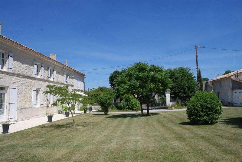 Near Surgères, Charente-Maritime