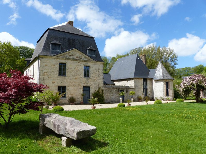 Near Veules-les-Roses, Seine-Maritime