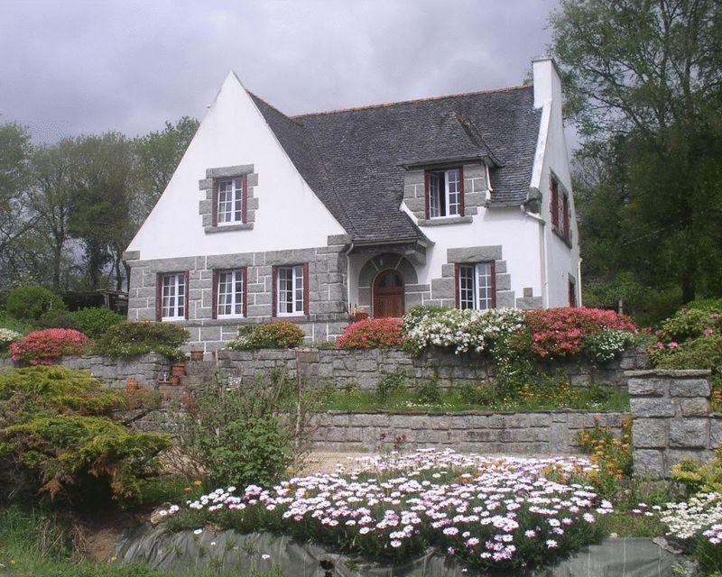 Near Plounéour-Ménez, Finistère
