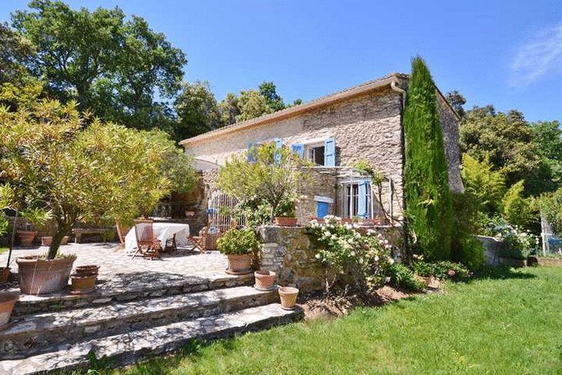 Near La Bastide d'Engras, Gard