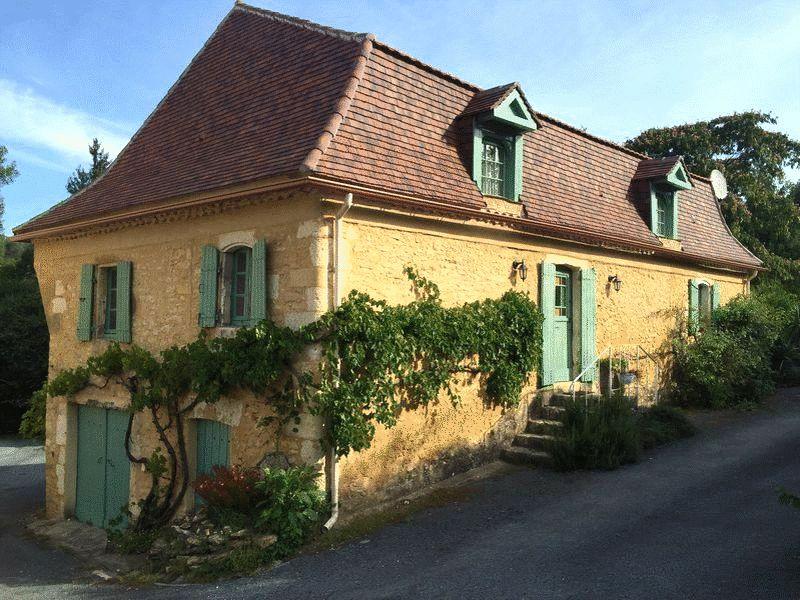 Near Sainte-Alvère, Dordogne