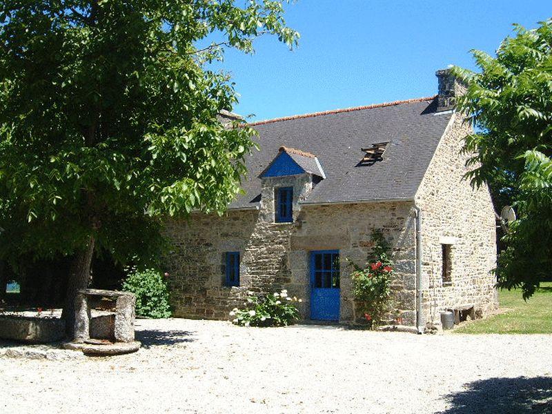 Near Rostrenen Côtes-d'Armor