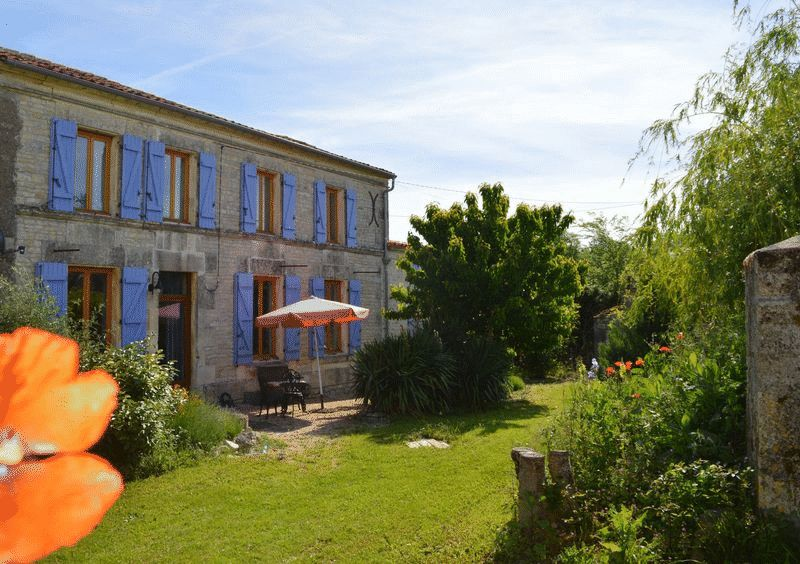 Near Ranville-Breuillaud, Charente