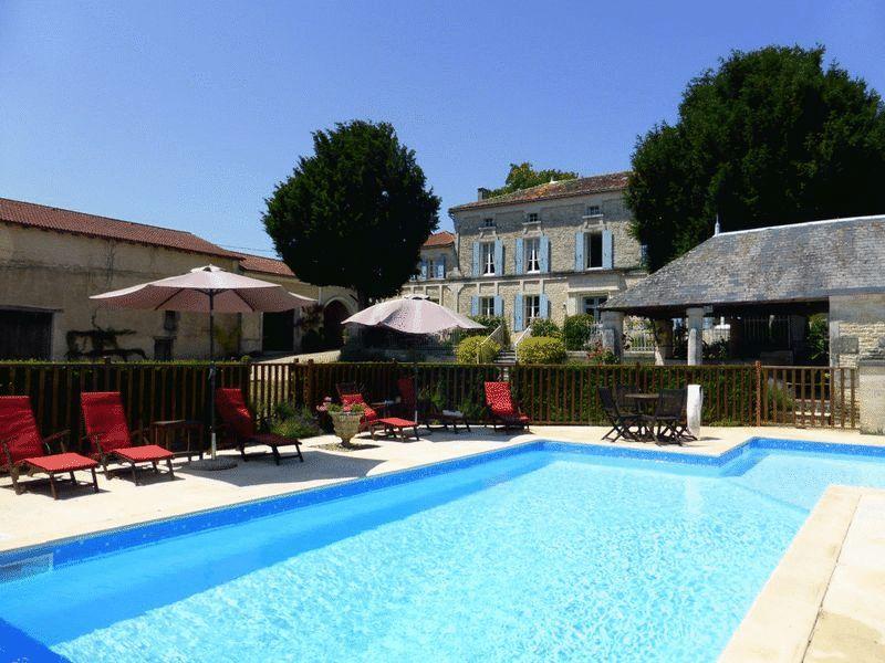 Near St Jean d'Angély, Charente-Maritime
