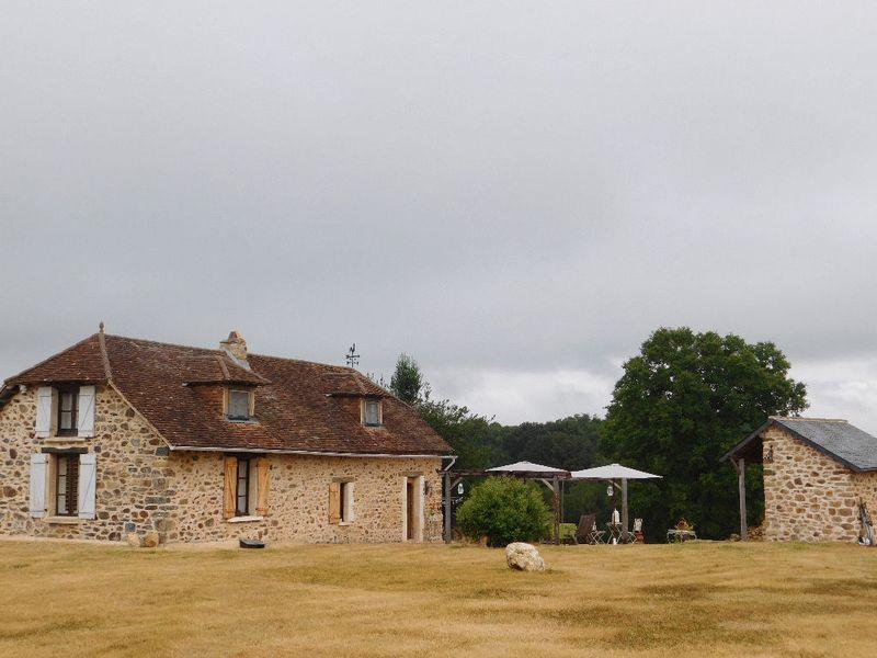Near Saint-Ybard, Corrèze