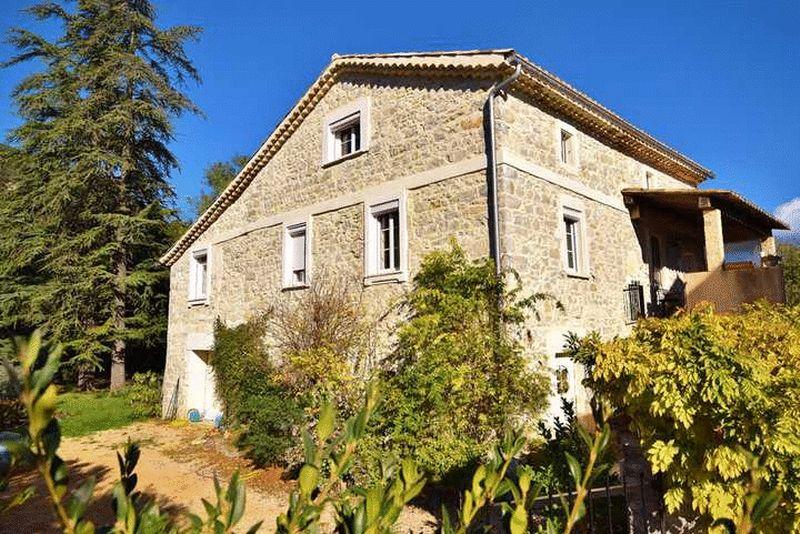 Near Seynes, Gard