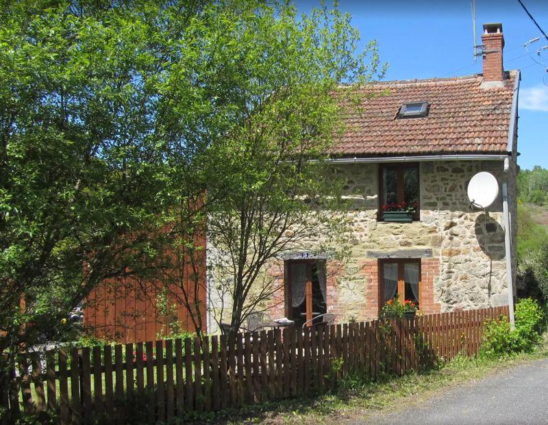 Near Saint-Junien-la-Bregère, Creuse
