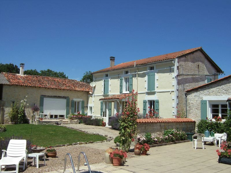 Near Lupsault, Charente