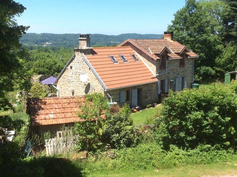 St Agnant près Crocq, Creuse
