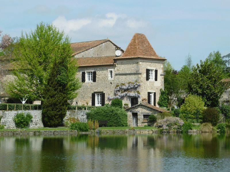 Near Nontron, Dordogne