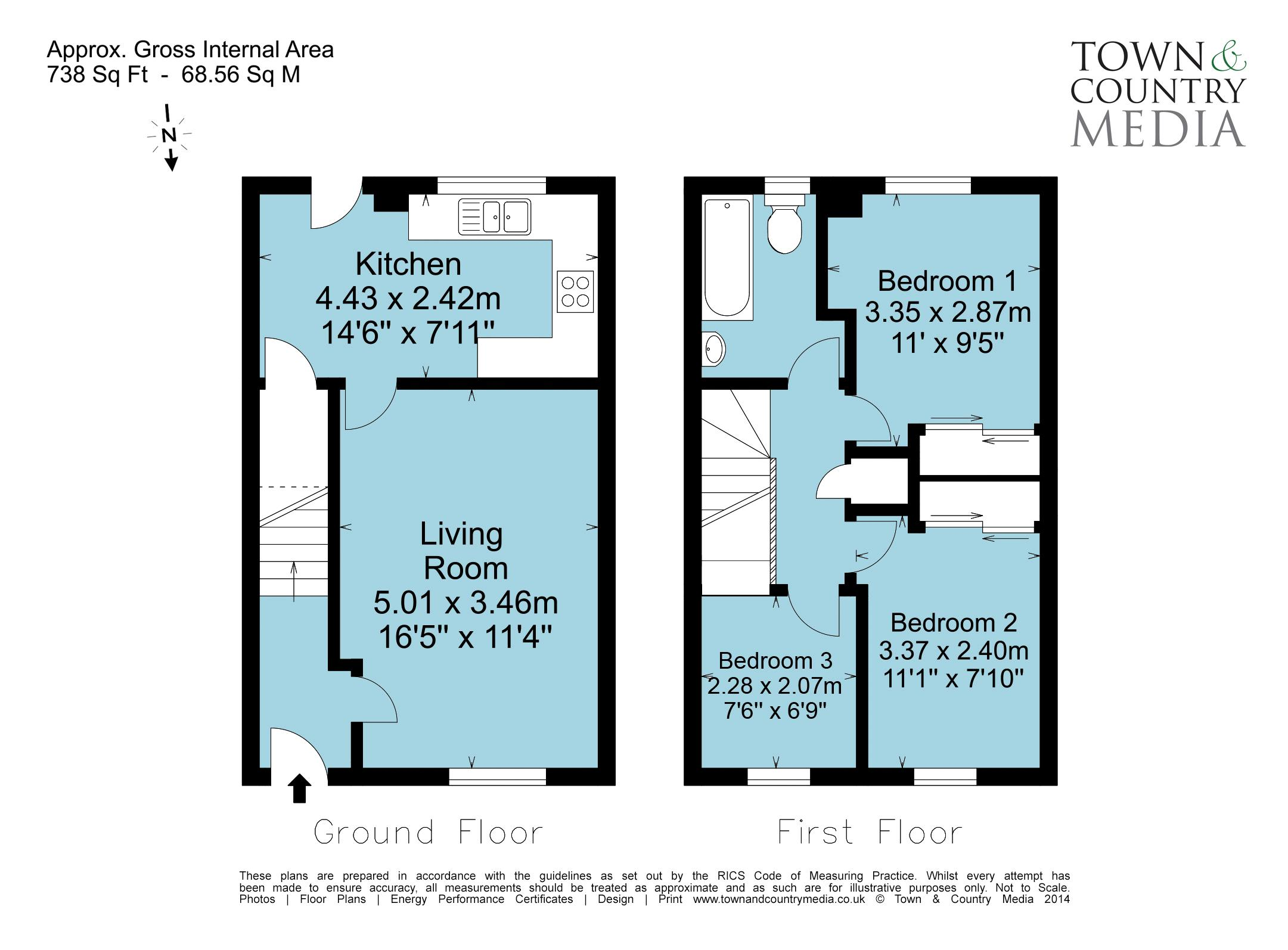 8CV - Floorplan